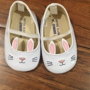 Bunny shoes from the Gymboree Peter Rabbit